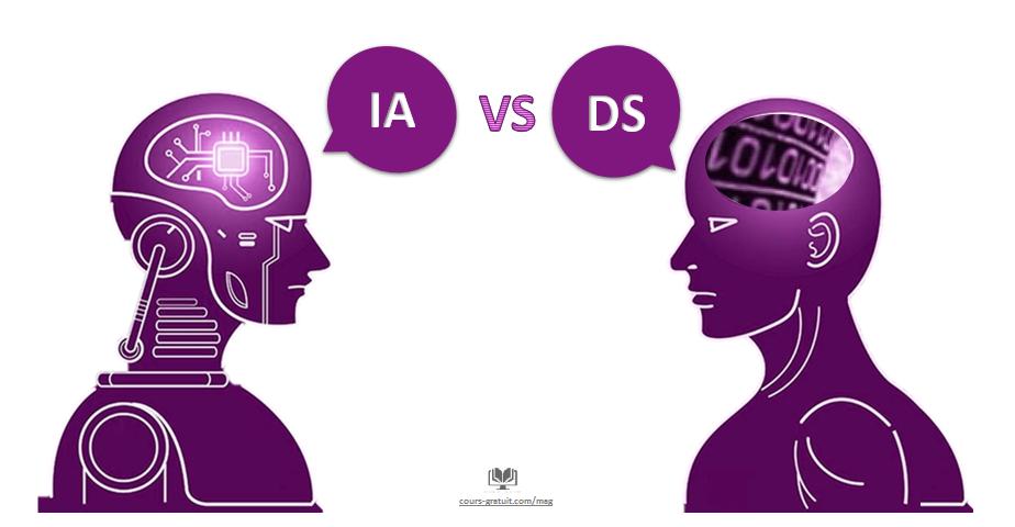 intelligence artificielle vs data science